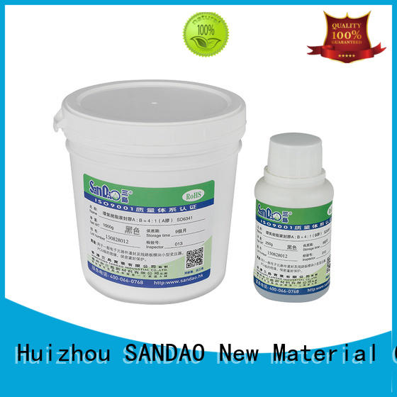 hot-sale Two-component addition-type potting adhesive TDS heatconductive vendor for electroplating