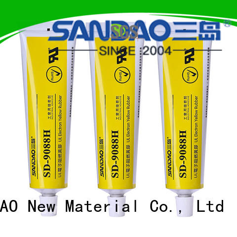 newly rtv silicone rubber sealant long-term-use for substrate