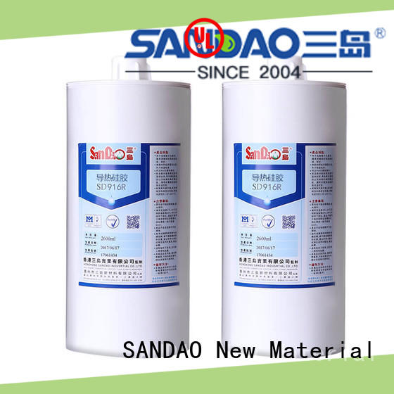 lamp rtv silicone rubber grease for power module SANDAO