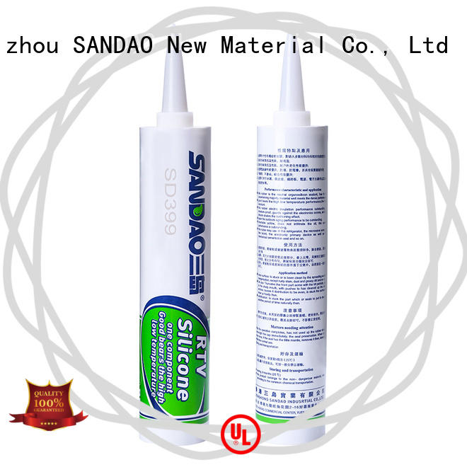 special rtv silicone rubber factory for converter SANDAO