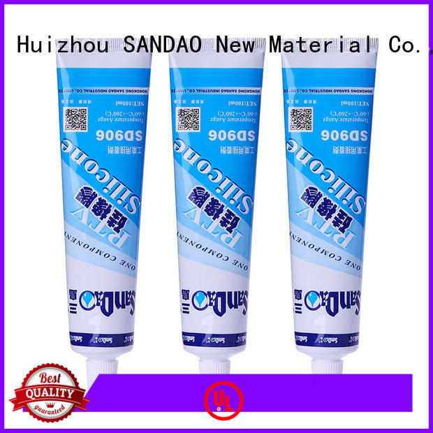 SANDAO new-arrival rtv silicone rubber manufacturer for screws