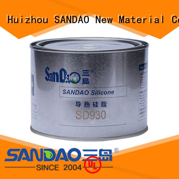 SANDAO high-quality Thermal conductive material TDS free design for induction cooker