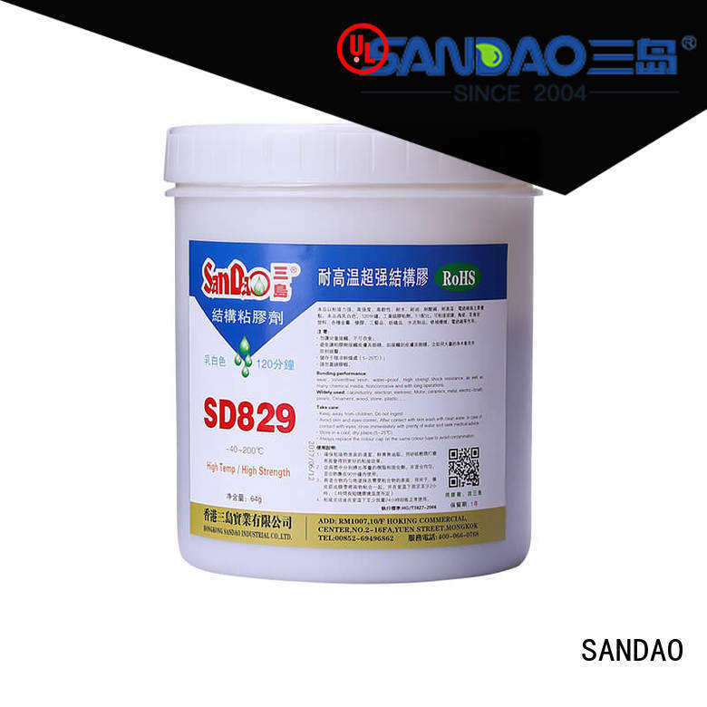 inexpensive 2 part epoxy adhesive electronic from manufacturer for electronic products