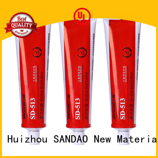 SANDAO loosenessproof anaerobic glue widely-use for fixing products