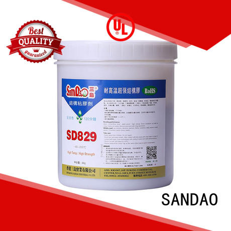 epoxy epoxy ab glue free design for screws SANDAO