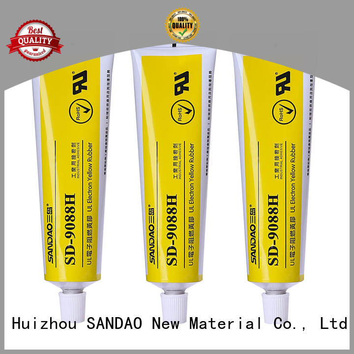 hot-sale One-component RTV silicone rubber TDS grease long-term-use for electronic products