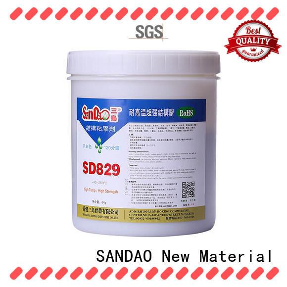 resistant epoxy resin epoxy for heat sink SANDAO