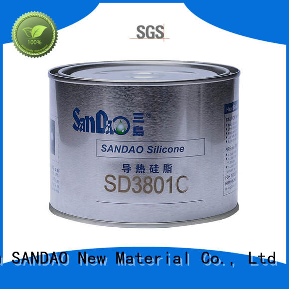 SANDAO new-arrival One-component RTV silicone rubber TDS board for diode