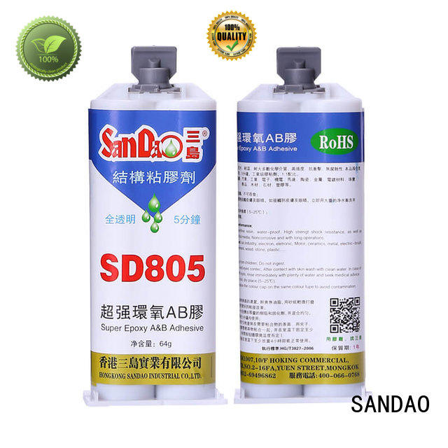 first-rate 2 part epoxy adhesive bonding for induction cooker