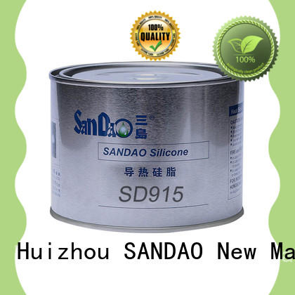 SANDAO conductivity Thermal conductive material TDS bulk production for TV power amplifier tube