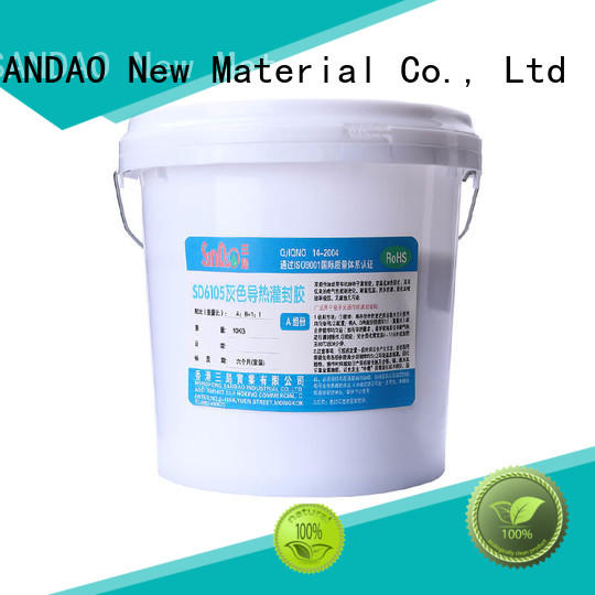 Two-component addition-type potting adhesive TDS electronic for fixing products SANDAO