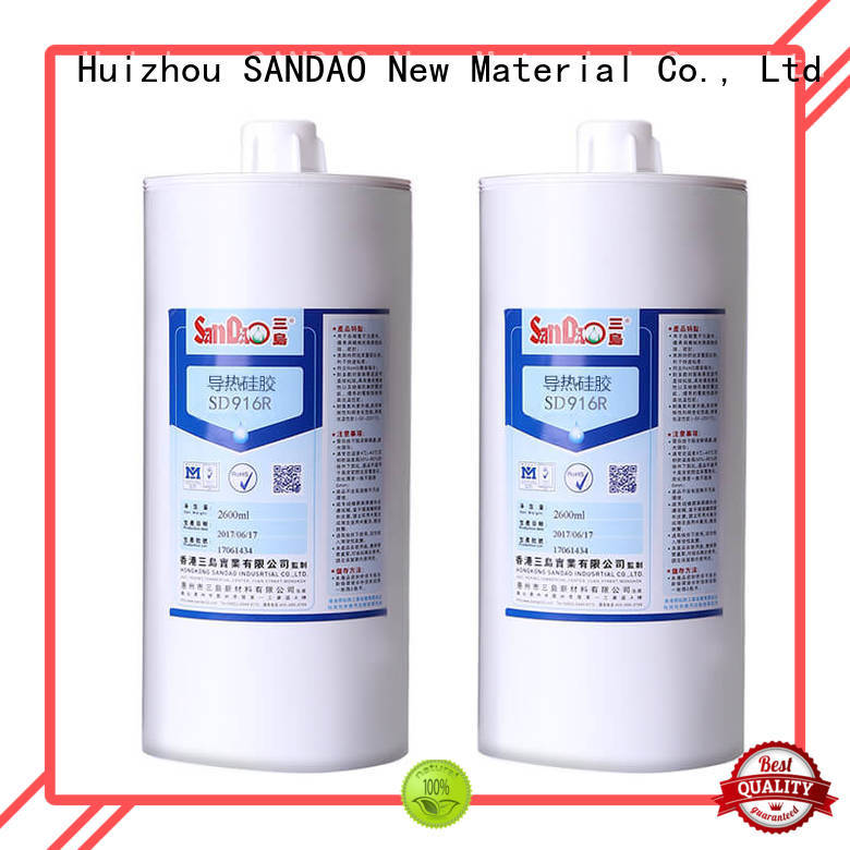 SANDAO One-component RTV silicone rubber TDS widely-use for power module