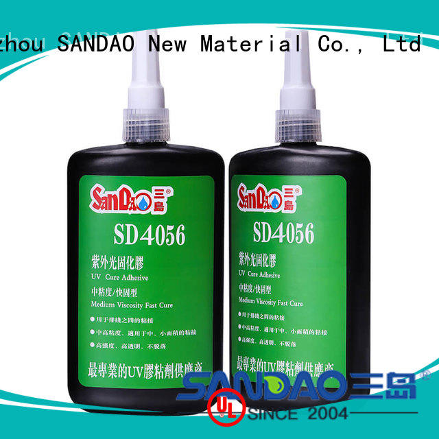 uv bonding glue curing for electronic products SANDAO