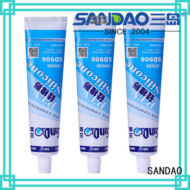 SANDAO One-component RTV silicone rubber TDS factory for substrate