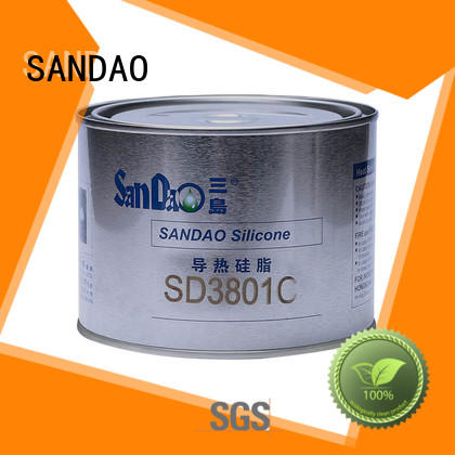 SANDAO high-energy One-component RTV silicone rubber TDS wholesale for power module