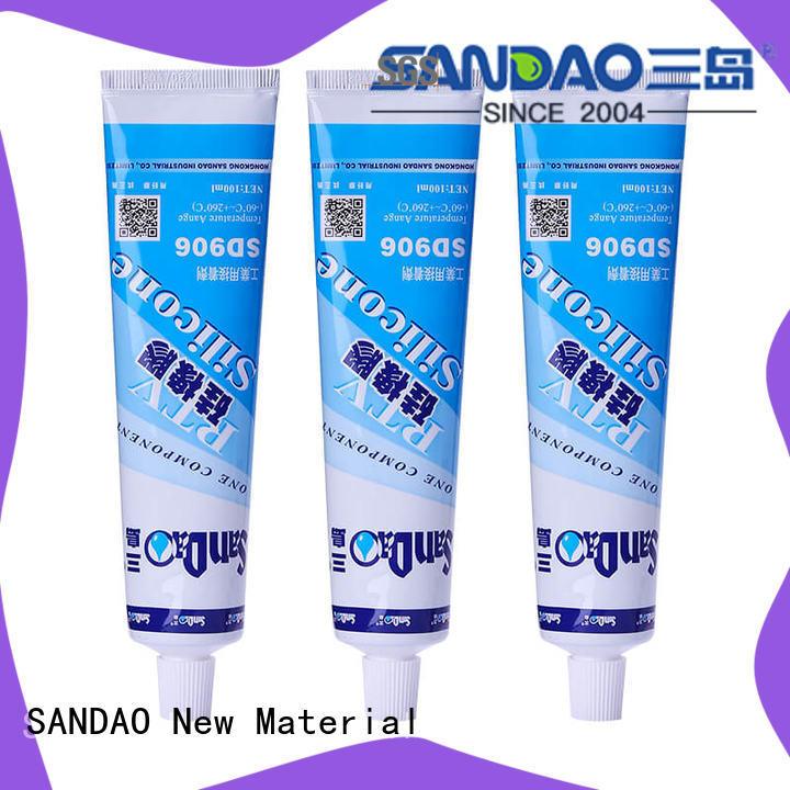 SANDAO rtv silicone rubber for converter