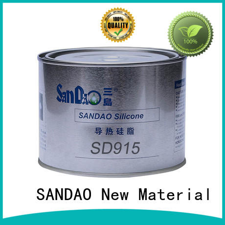 SANDAO quality Thermal conductive material TDS bulk production for TV power amplifier tube