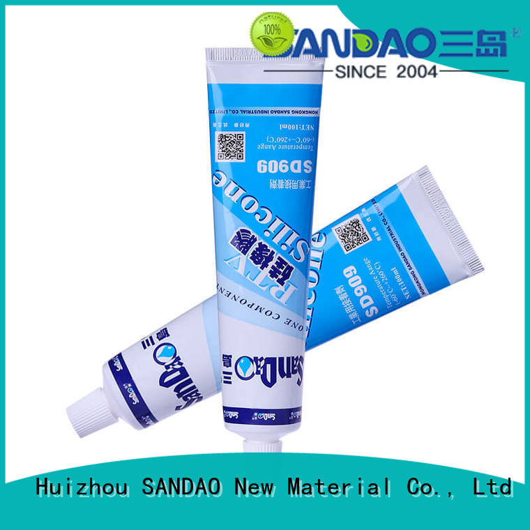 SANDAO led One-component RTV silicone rubber TDS producer for substrate