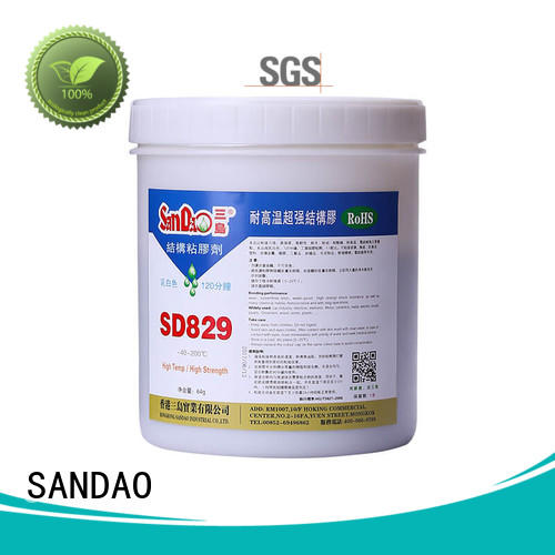 SANDAO fast epoxy adhesive at discount for induction cooker