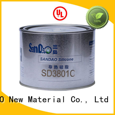 Economical heat conductive silicone grease SD3801