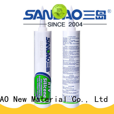 SANDAO bulb what is rtv silicone factory for screws