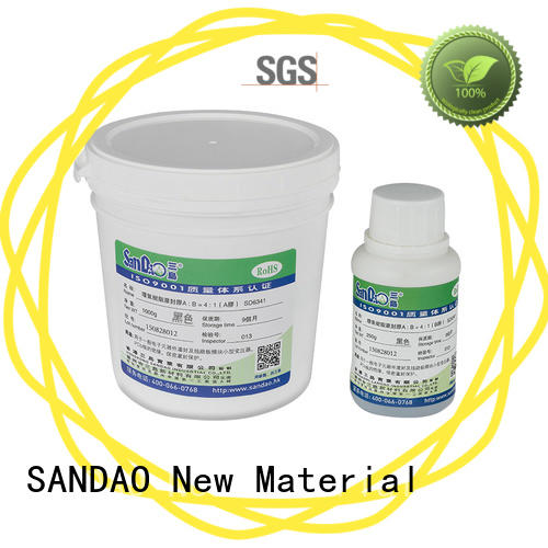 SANDAO high-quality ge rtv silicone twocomponent for fixing products