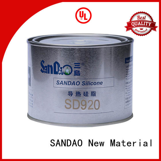 SANDAO quality Thermal conductive material TDS bulk production for oven