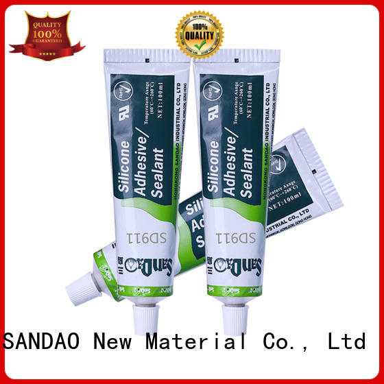 SANDAO silica One-component RTV silicone rubber TDS wholesale for substrate