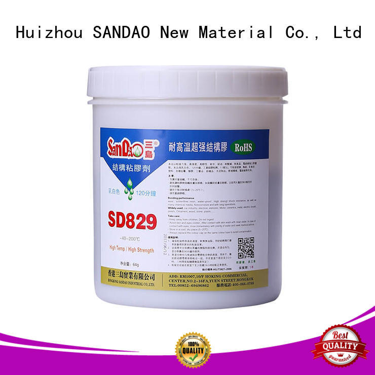 SANDAO reasonable ab glue free design for induction cooker