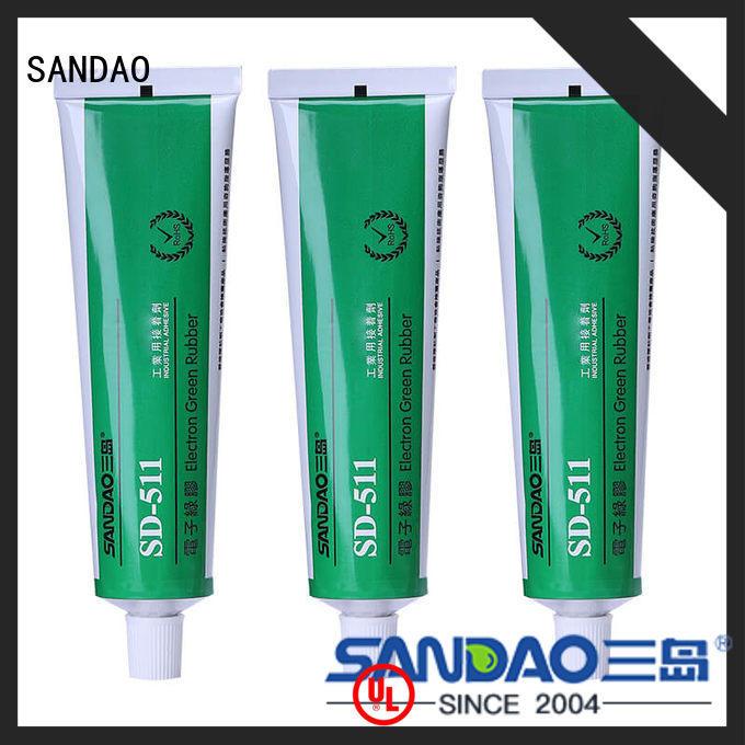 anaerobic glue adhesive for screws SANDAO