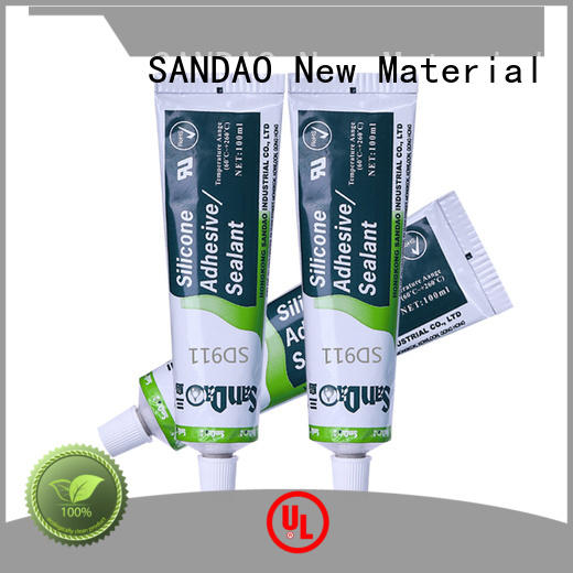 One-component RTV silicone rubber TDS conductive for diode SANDAO