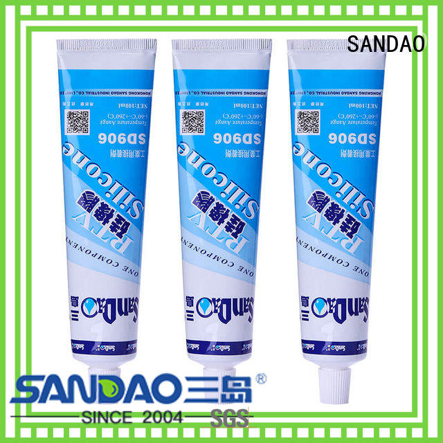 effective rtv silicone producer for screws SANDAO