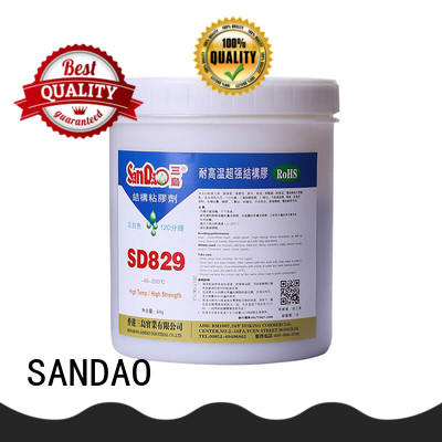 SANDAO temperature epoxy adhesive at discount for Semiconductor refrigeration