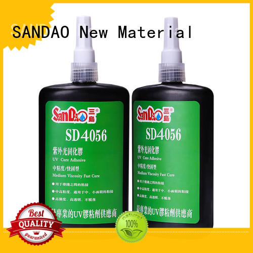 SANDAO adhesive uv bonding glue check now for electronic products