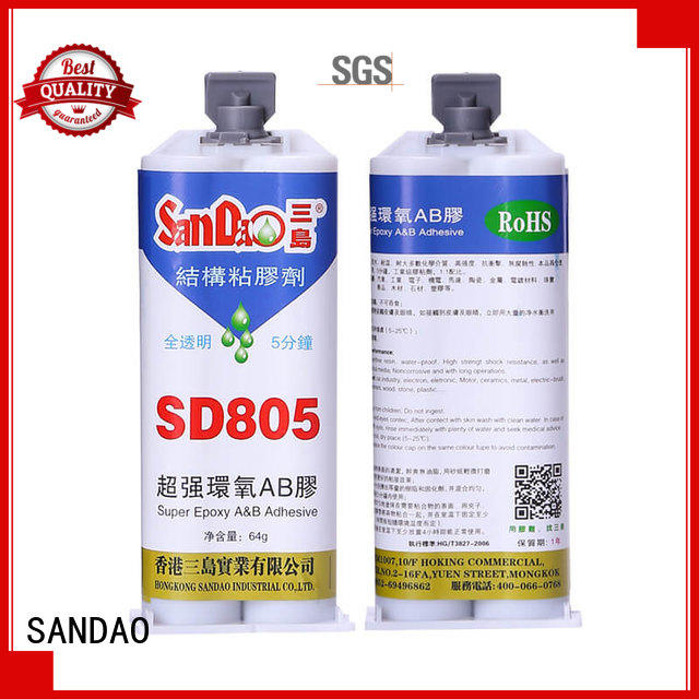 SANDAO electronic epoxy resin sealant for heat sink