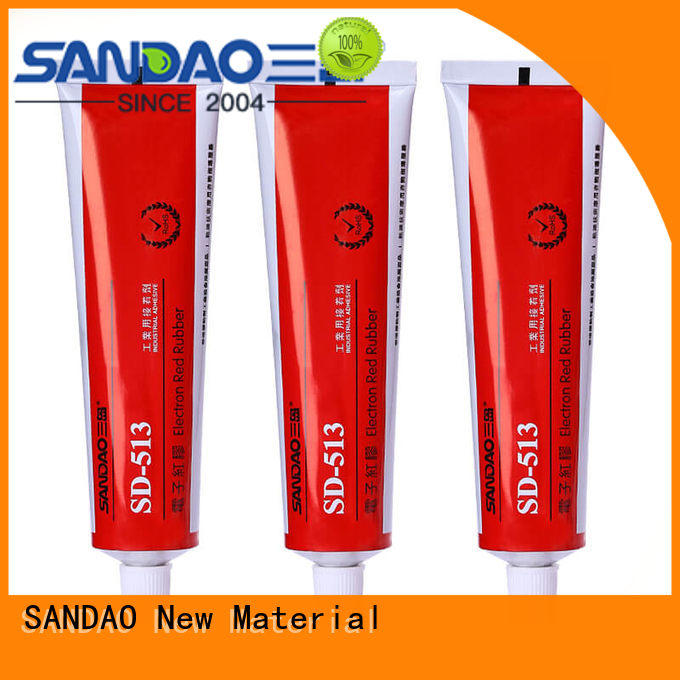 SANDAO antiloosening lock tight glue widely-use for electrical products
