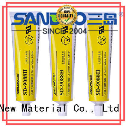 SANDAO thermal rtv silicone rubber factory for diode