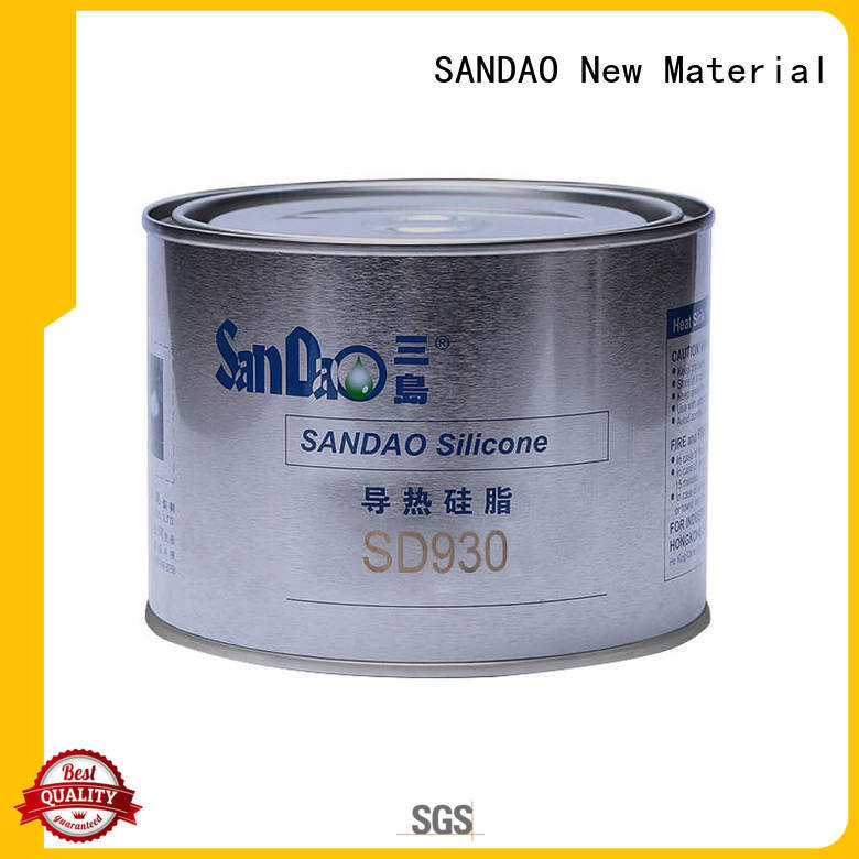 SANDAO useful Thermal conductive material TDS producer for induction cooker