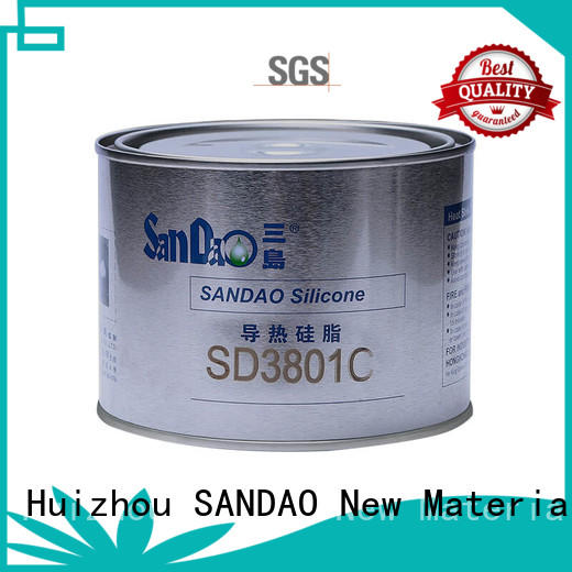 SANDAO coating rtv silicone rubber  manufacturer for substrate