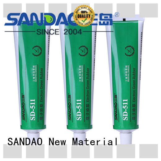 SANDAO quality anaerobic glue widely-use for electronic products