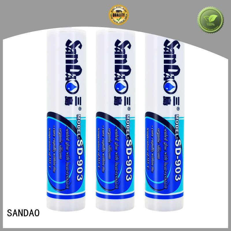 SANDAO special rtv silicone rubber certifications for diode