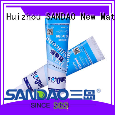 SANDAO solar rtv silicone rubber factory for electronic products