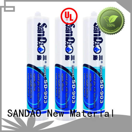 SANDAO new-arrival One-component RTV silicone rubber TDS widely-use for electronic products
