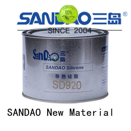 SANDAO stable Thermal conductive material TDS from manufacturer for heat sink