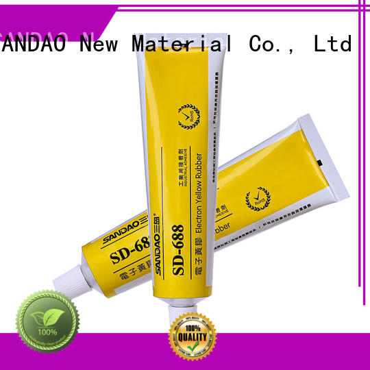 SANDAO coating One-component RTV silicone rubber TDS manufacturer for substrate