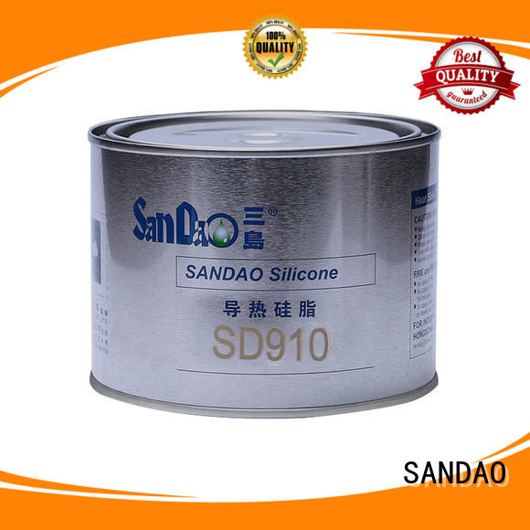 SANDAO resistant Thermal conductive material TDS vendor for Semiconductor refrigeration