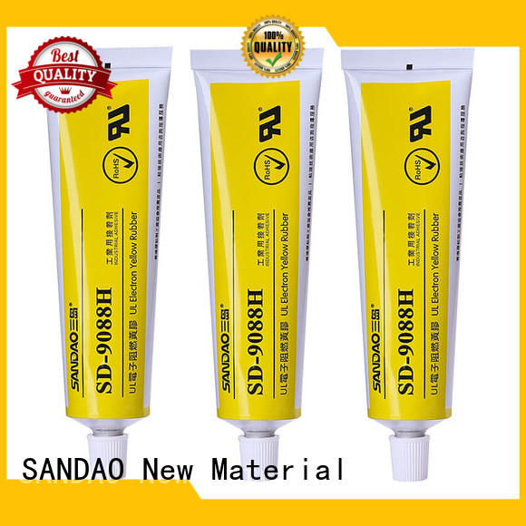 SANDAO new-arrival rtv silicone rubber for diode