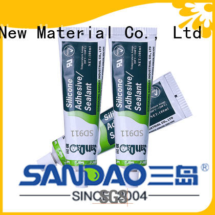 environmental  rtv silicone rubber wholesale for diode