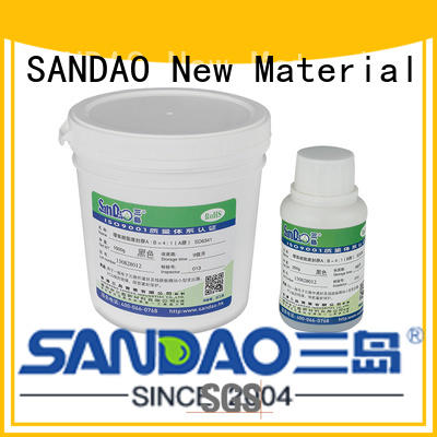 SANDAO high-quality Two-component addition-type potting adhesive TDS widely-use for fixing products
