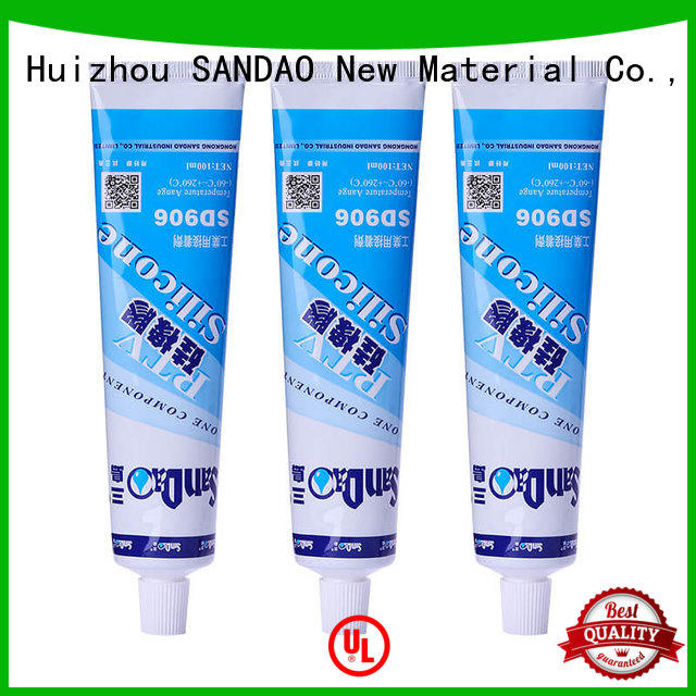 One-component RTV silicone rubber TDS special for converter SANDAO